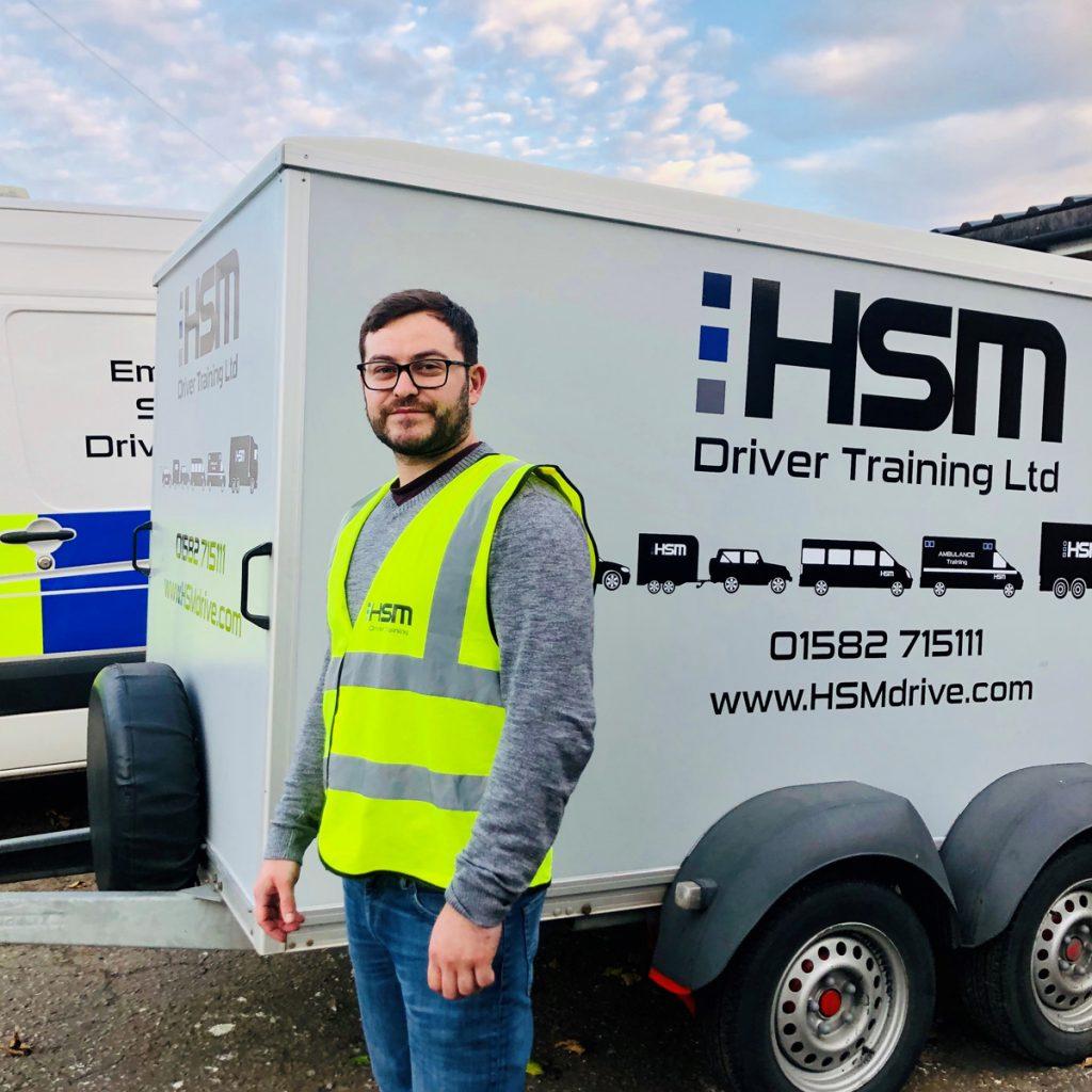 Dan Satchell HSM driving school st albans 2