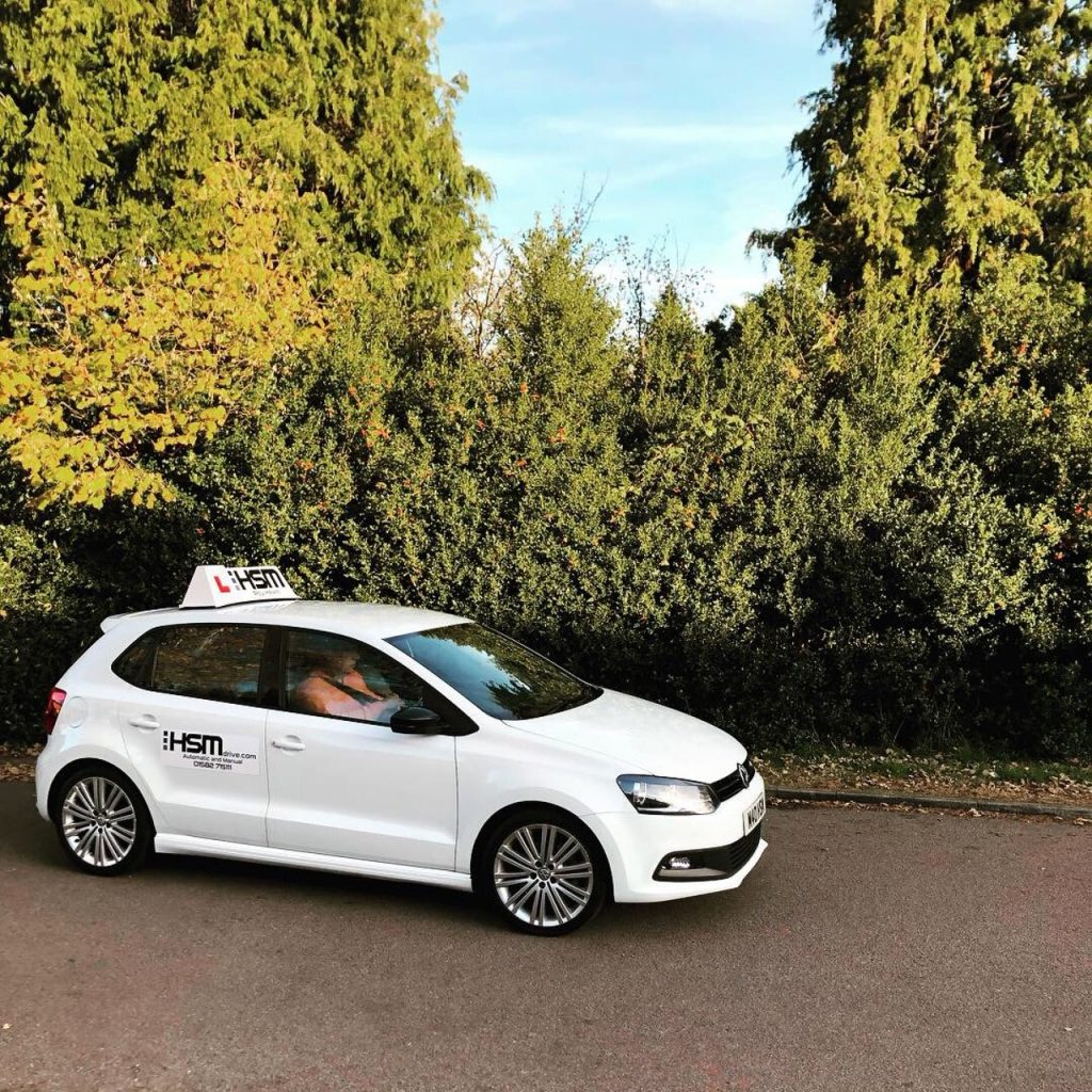 HSM driver training learner driving lessons Harpenden manual and automatic