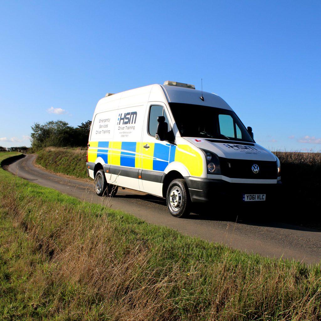 C1 ambulence driving school hatfeild hertfordshire - hsm driver training