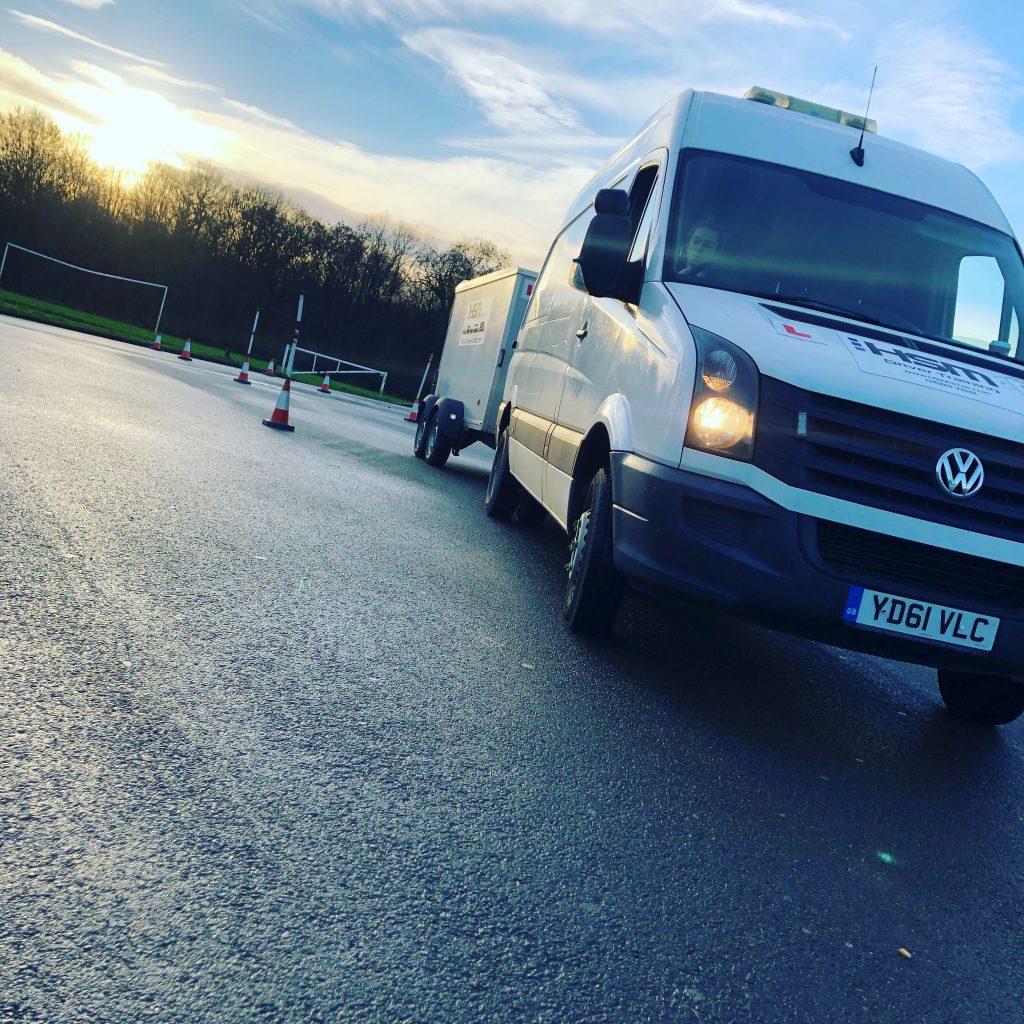 C1+E 7.5 tonne and trailer driving school hertfordshire st albans watford hemal hitchin leighton buzzard 3