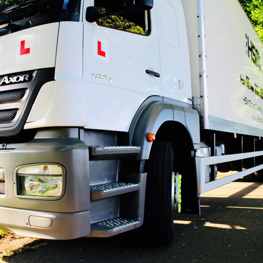 Cat C Driver training Hertfordshire - HSM Driver Training LTD