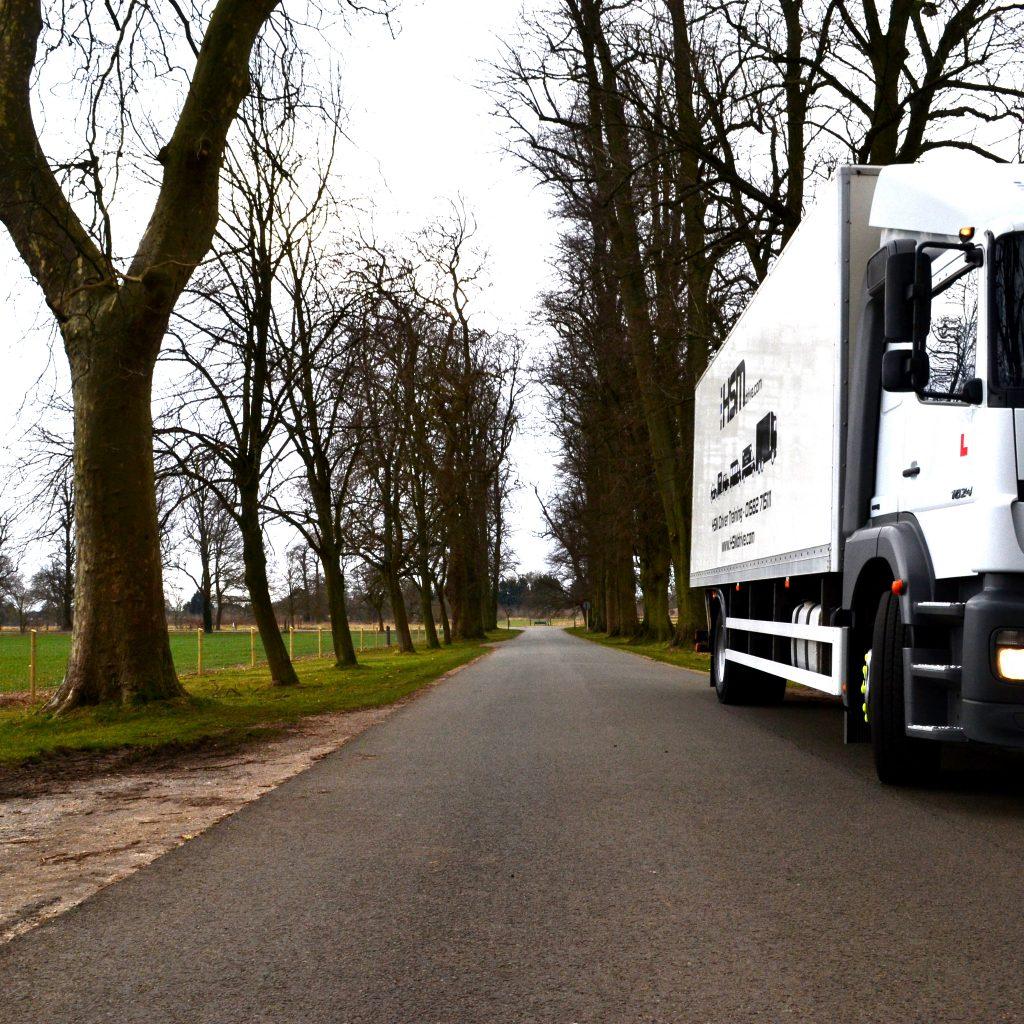 HSM HGV lorry driver training Cat C