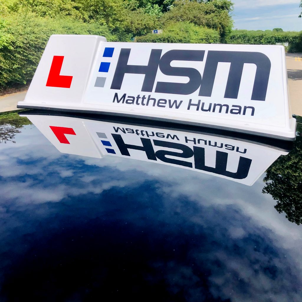 HSM driver training - Matthew Human - st albans driving school